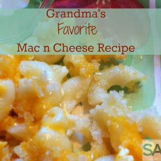 Grandma's Favorite Mac n Cheese