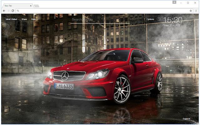 Mercedes Wallpaper Hd Cars New Tab