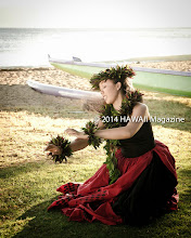 Photo: CULTURE CATEGORY, FINALIST. Hula dancer on Kaanapali Beach, Maui. Photo by Denise Criss, Redding, California.
