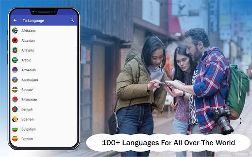 Language Translator Translate all & Learn language screenshot 6