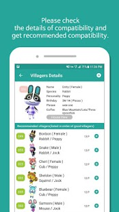 Animal Crossing New Leaf: Wiki - Wish List, Chart - náhled
