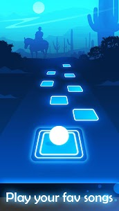 Tiles Hop: EDM Rush Mod Apk (Unlimited Money/Stones) 2