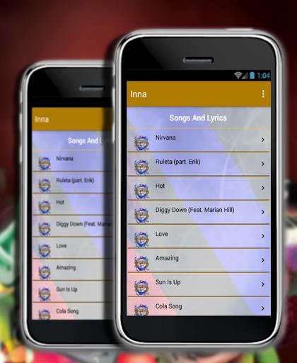 Download INNA Song Me Gusta Google Play softwares
