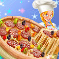 My Pizza Truck Cafe Deluxe 2D: World Cooking Game