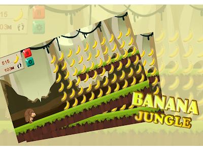 Banana Jungle Kong Run screenshot 9