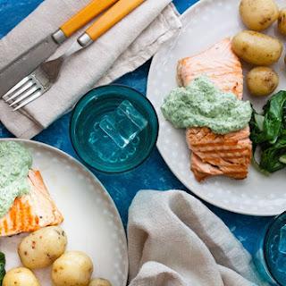Salmon In Watercress Sauce Recipes.