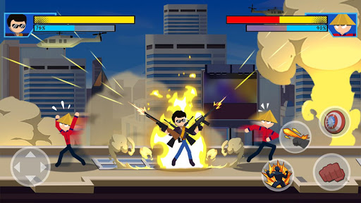 Stick Super: Hero screenshot 11