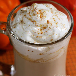 Skinny Pumpkin Spiced Latte.