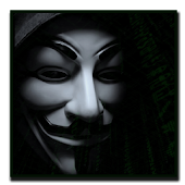Hacker Anonymous Mask Editor