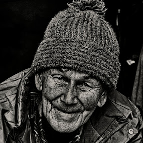Lines of experiences by Ritwik Ray - People Portraits of Men ( old man, man, portrait, people, lifestyle,  )