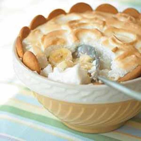 Down Home Banana Puddin' Recipe