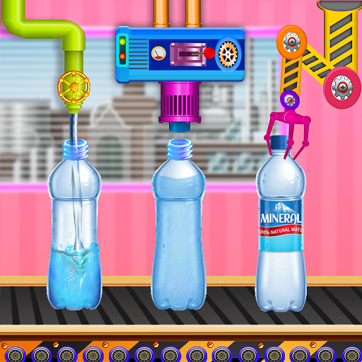 Pure Water Bottle Factory: Healthy Drink Maker Android APK Download Free By Toon Kids Studio