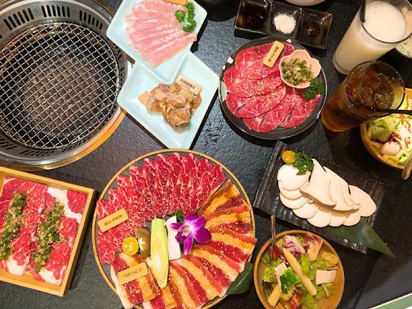 WOW COOL瓦庫日式燒肉,紅磚古宅改建復古風格|趣餵人