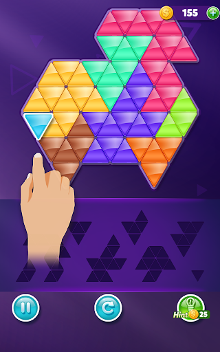 Block! Triangle puzzle: Tangram apktram screenshots 10