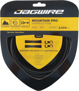 Jagwire Mountain Pro 3000mm Disc Hose Kit - Specialty Colors alternate image 1