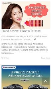 halooKorea Berita Kpop Kdrama - náhled
