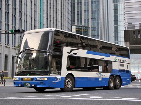 JRバス関東「東海道昼特急号」 ・971