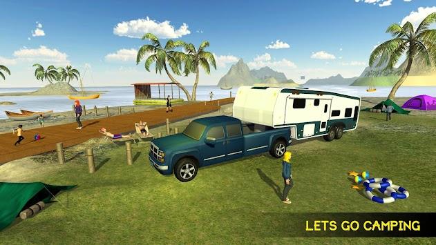 Offroad Camper Truck Simulator 17