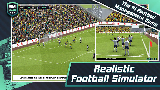 Soccer Manager 2020 - Top Football Management Game u0635u0648u0631 1