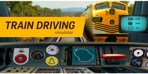 Train driving simulator - Apps on Google Play
