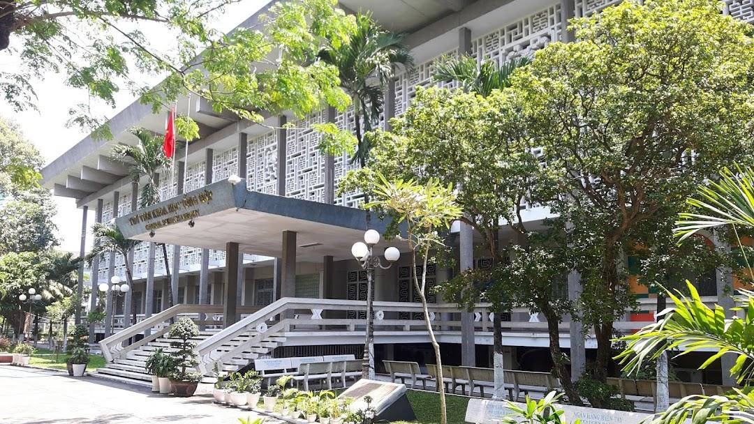 Thư viện Khoa học Tổng hợp Thành phố Hồ Chí Minh - GENERAL SCIENCES LIBRARY  OF HOCHIMINH CITY