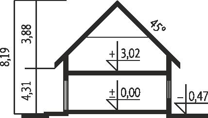 E11 III ECONOMIC - Przekrój