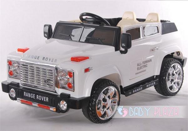 Ô tô điện trẻ em Range Rover 6182 2