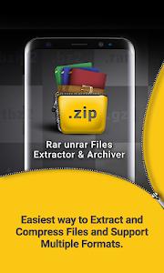 Rar unrar Files Zip unzip Tool & Archiver 1 0 + (AdFree) APK