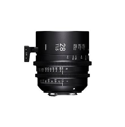 Sigma Cine 28mm T1.5 FF (Metric)