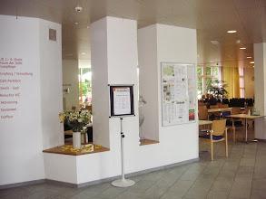 Photo: Ein wunderschöner übersichtlicher Eingangsbereich