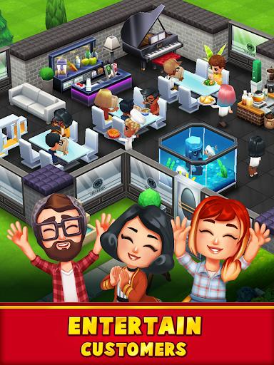Food Street - Restaurant Management & Food Game  screenshots 5
