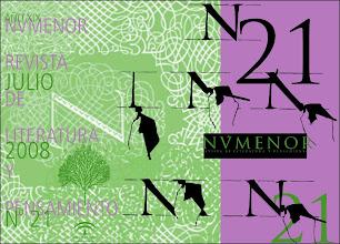 Photo: Poema en Numenor, nº 21, julio 2008