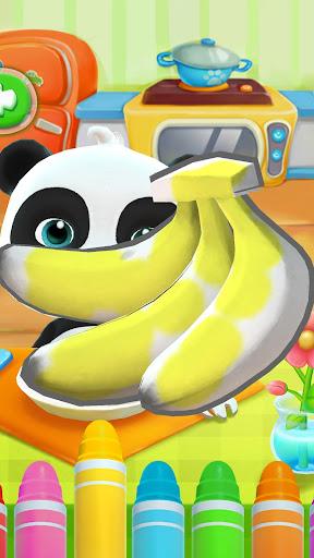 Talking Baby Panda - Kids Game 8.22.00.02 screenshots 3