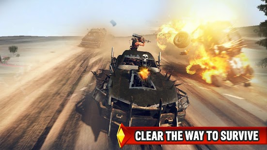 Mad Death Race: Max Road Rage - náhled