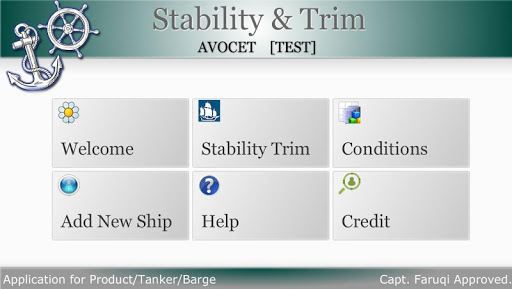 Tanker Stability And Trim
