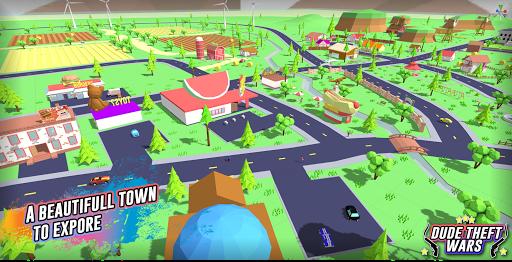 Dude Theft Wars: Open World Sandbox Simulator BETA screenshots 12