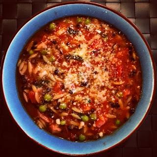 Italian Quinoa Lentils.