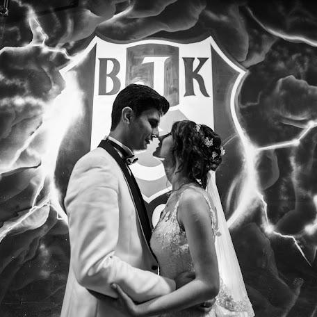 Fotógrafo de bodas Ömer bora Çakır (byboraphoto). Foto del 09.01.2018