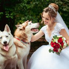 Wedding photographer Tanya Kravchuk (RoStudio). Photo of 25.09.2018