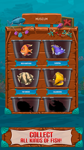 Larry: Fishing Quest u2013 Idle Fishing Game  screenshots 4