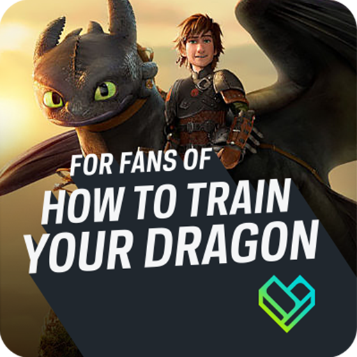 FANDOM for: Train Your Dragon Icon