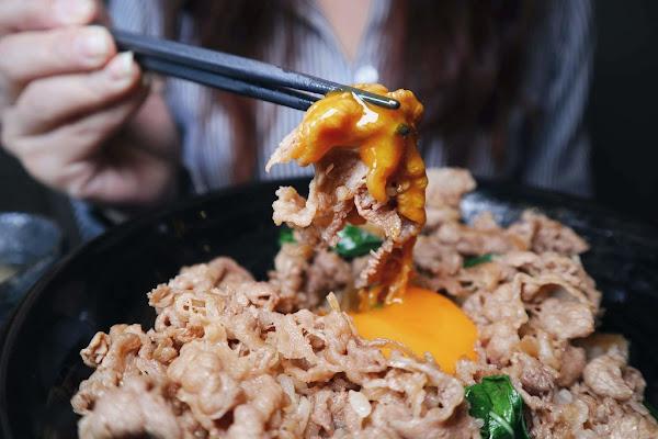 台北中山站 新丼,讓人心動的21種美味丼飯 /冬季限定麻油親子丼