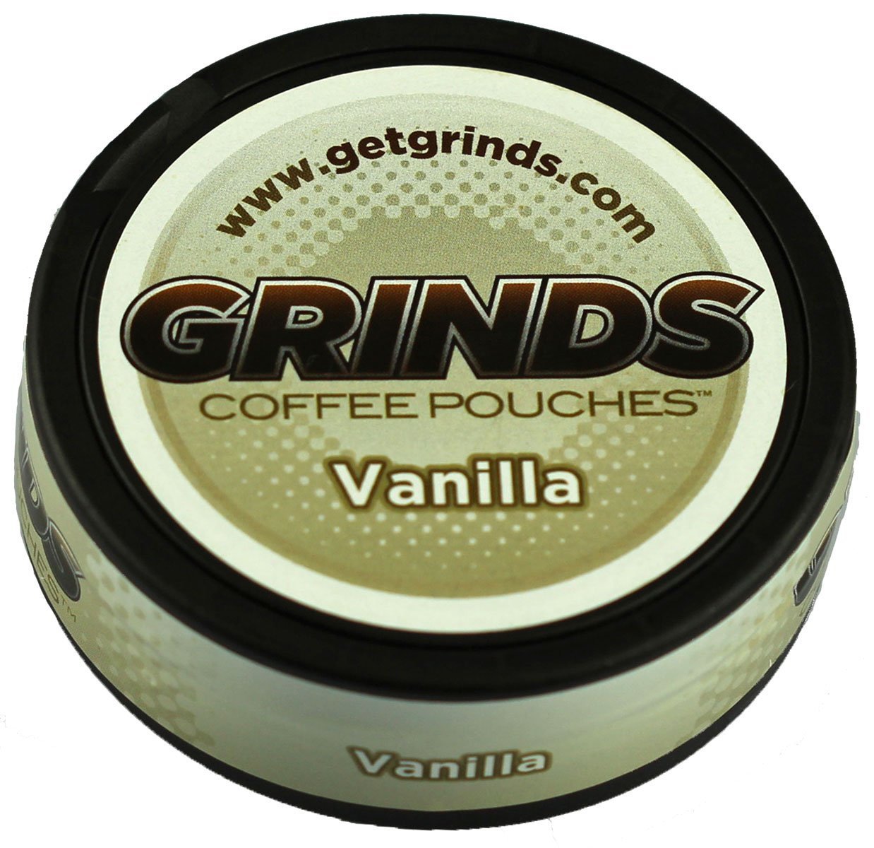 Vanilla Grinds Coffee Pouches