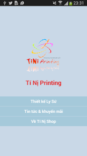 Ti Ni Printing- screenshot thumbnail