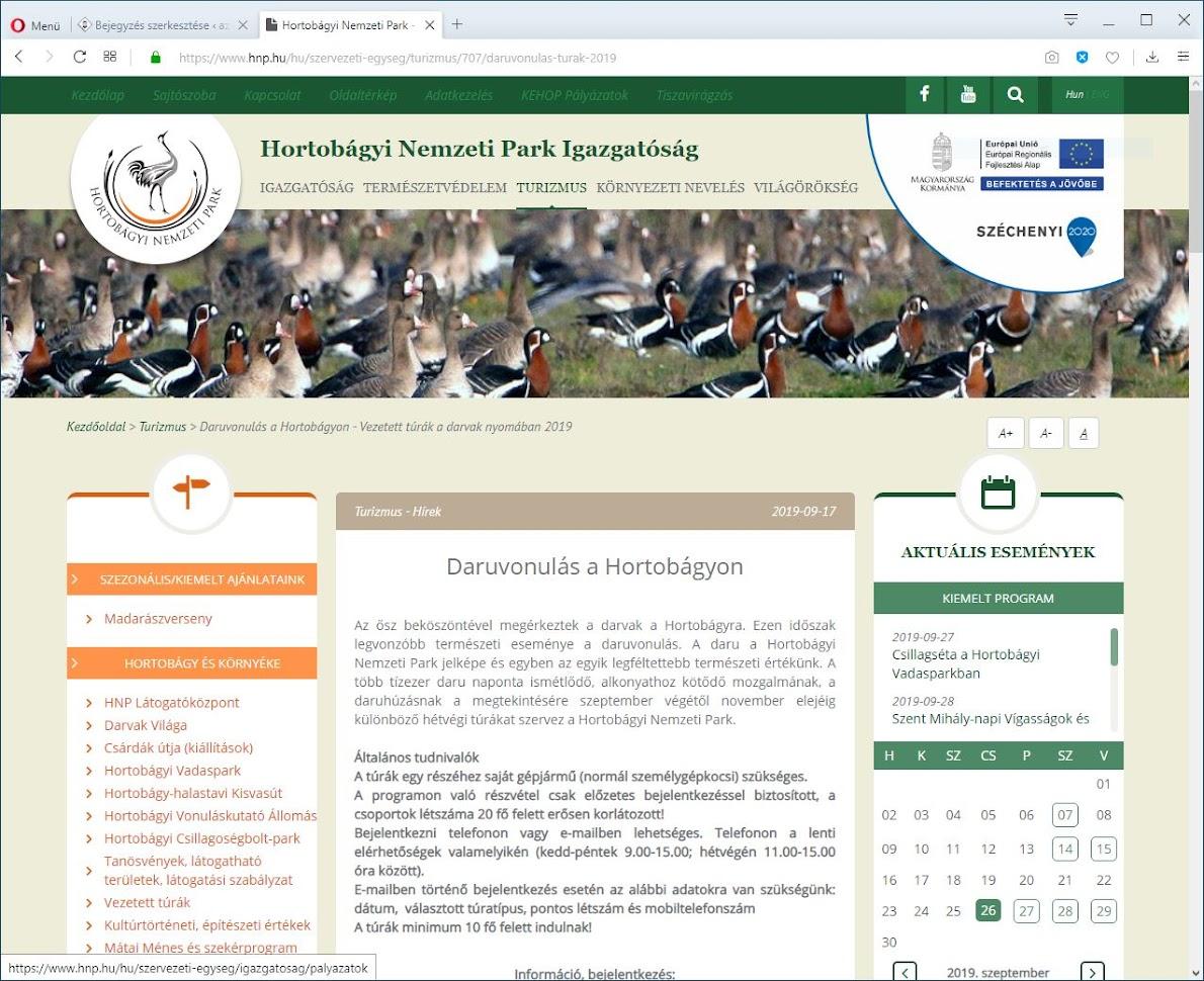 KÉP / Daruvonulás a Hortobágyon regisztráció