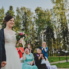 Wedding photographer Marina Strelkova (Strelkina). Photo of 06.03.2018