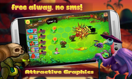 Special Angry Plants for PC