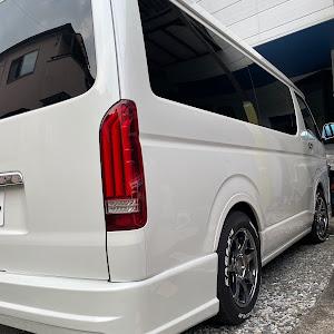 ハイエースワゴン TRH219W 令和元年 ワゴンGL 4WDのカスタム事例画像 Naoyaさんの2020年07月22日20:20の投稿