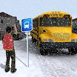 OffRoad School Bus Simulator Icon