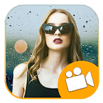Rainfall Photo Editor & Video Maker Icon